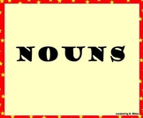 Nouns for people