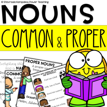 Nouns for you!