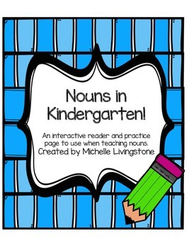 Nouns in Kindergarten
