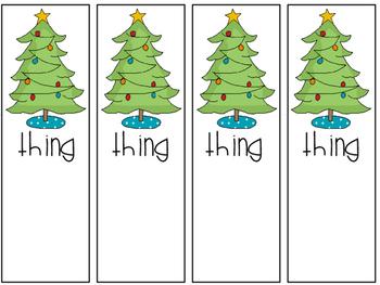 Nouns in Sentences - Christmas Edition