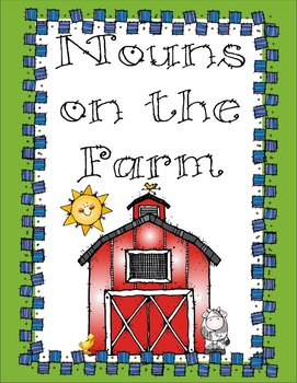 Nouns on the Farm