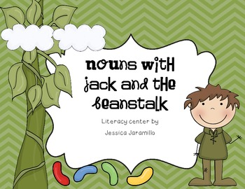 Nouns with Jack and the Beanstalk