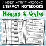 Literacy Journals: Nouns & Verbs