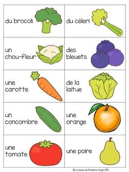 La nourriture: French Food Themed Game - La tapette à mouches