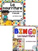La nourriture: French Food Themed Vocabulary BUNDLE