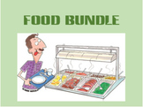 Nourriture (Food in French) Bundle