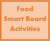 Nourriture (Food in French) Smartboard activities