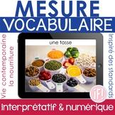 Nourriture Mesure / Food Measurement