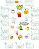 Nourriture : devinettes