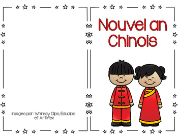 Nouvel An Chinois/Chinese New Year Booklet