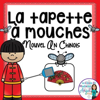 Nouvel An Chinois:  Chinese New Year Game in French - La t
