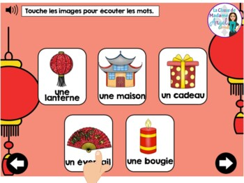 Nouvel An Chinois: French Chinese New Year Digital Cards BUNDLE - BOOM CARDS