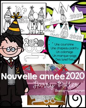 Nouvel An 2020 Pack Fiesta Harry Potter By La Classe De Marybop