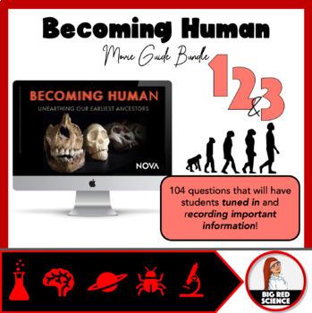 Nova's Becoming Human Movie Guide - An Evolution Documentary
