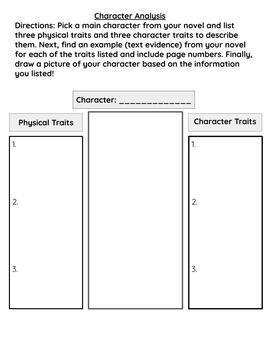 Novel Activity Packet