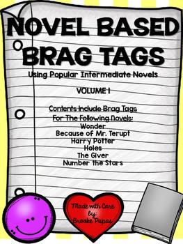 Novel Based Brag Tags