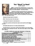 Novel Blog Post