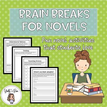 Novel Brain Breaks: Mini-activities teens love
