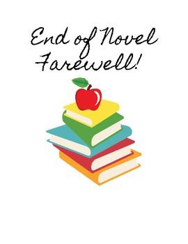 Novel Farewell