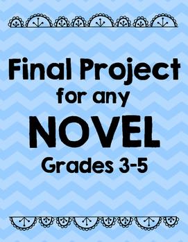 Novel Final Project