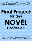 Final Project for Any Novel- Scrapbook