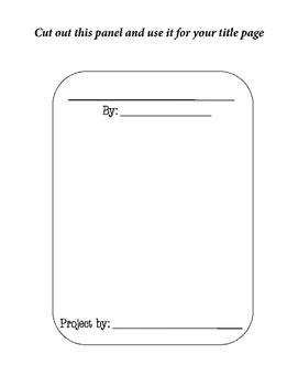 Novel Folder Project Template