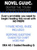 Novel Guide: Dexter the Tough