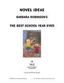 Novel Ideas: Barbara Robinson's The Best School Year Ever