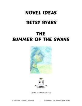 Novel Ideas: Betsy Byar's The Summer of the Swans