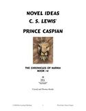 Novel Ideas: C. S. Lewis' Prince Caspian