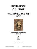 Novel Ideas: C. S. Lewis' The Horse and His Boy