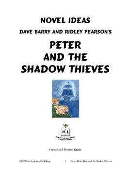 Novel Ideas: D. Barry and R. Pearson's Peter and the Shadow Thieves