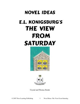 Novel Ideas: E. L. Konigsburg's The View From Saturday