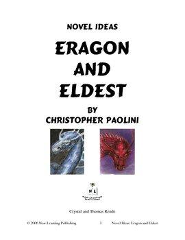 Novel Ideas: Eragon and Eldest