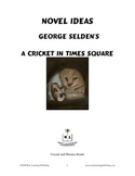 Novel Ideas: George Selden's A Cricket In Times Square