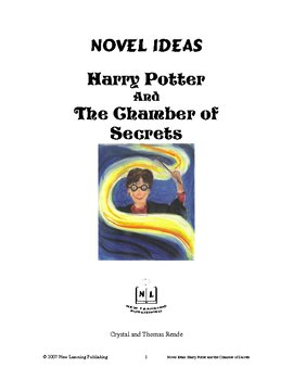 Novel Ideas: J. K. Rowling's Harry Potter and the Chamber of Secrets