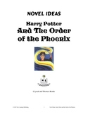 Novel Ideas: J. K. Rowling's Harry Potter and the Order of the Phoenix