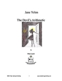 Novel Ideas - Jane Yolen's The Devil's Arithmetic