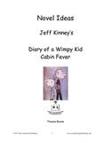 Novel Ideas - Jeff Kinneys Diary of a Wimpy Kid Cabin Fever