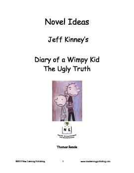 Novel Ideas - Jeff Kinneys Diary of a Wimpy Kid The Ugly Truth