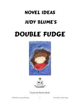 Novel Ideas: Judy Blume's Double Fudge