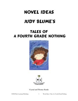 Novel Ideas: Judy Blume's Tales of a Fourth Grade Nothing