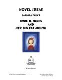 Novel Ideas: Junie B. Jones and Her Big Fat Mouth