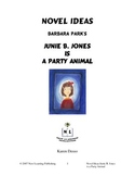 Novel Ideas: Junie B. Jones Is A Party Animal