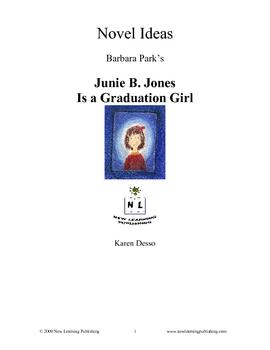 Novel Ideas: Junie B Jones is a Graduation Girl