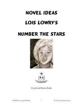 Novel Ideas: Lois Lowry's Number The Stars