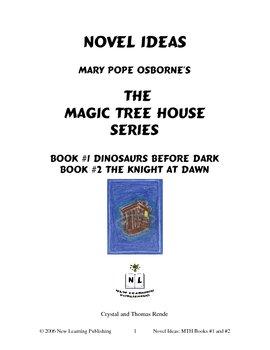 Novel Ideas: Magic Tree House #1 & #2 - Two Complete Novel Studies