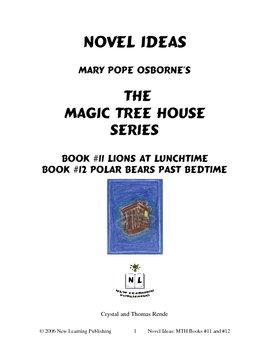 Novel Ideas: Magic Tree House #11 & #12 - Two Complete Novel Studies