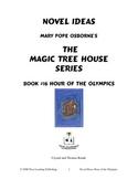 Novel Ideas: Magic Tree House #16: Hour of the Olympics