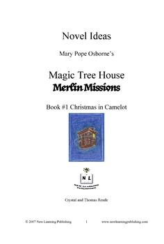 Novel Ideas: Magic Tree House #29: Christmas in Camelot